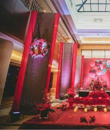[诺依婚庆策划]国庆中国风主题婚礼
